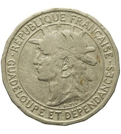 Gwadelupa 50 centimes 1903