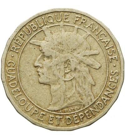 Gwadelupa 1 frank 1903