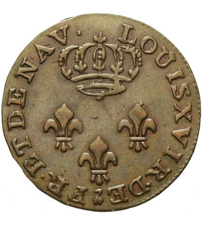 Gujana Francuska 2 sous 1780
