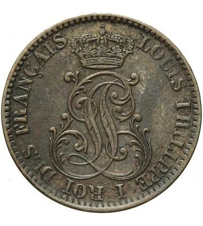 Gujana Francuska 10 centimes 1846 A