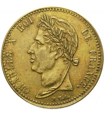 Francuskie Kolonie 5 centimes 1829 A
