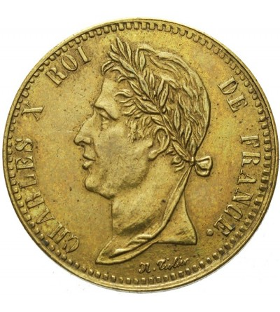 French Colonies 5 centimes 1829 A