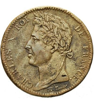 Francuskie Kolonie 10 centimes 1827 H