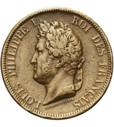 Francuskie Kolonie 10 centimes 1839 A