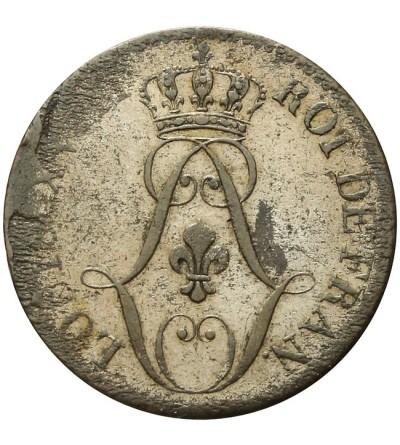 Gujana Francuska 10 centimes 1818 A