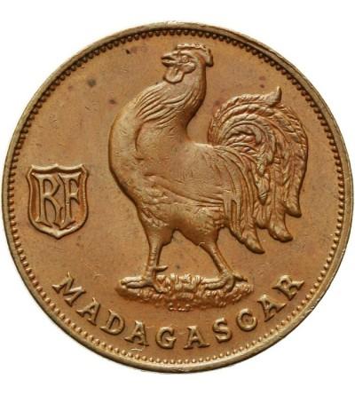 Madagaskar 1 frank 1943