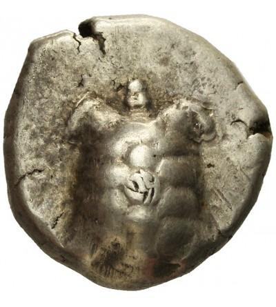 Attyka. Egina. AR Stater ok. 456-431 r. p.n.e.