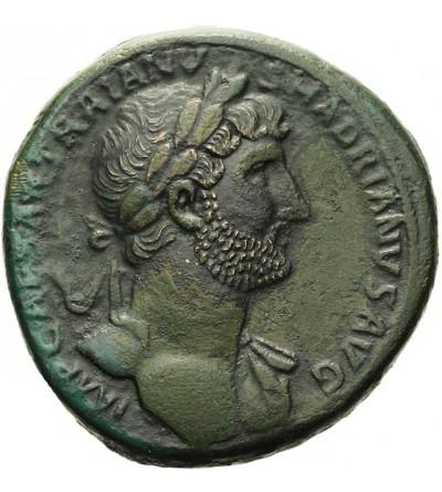 Hadrian 117-138. Sestercja