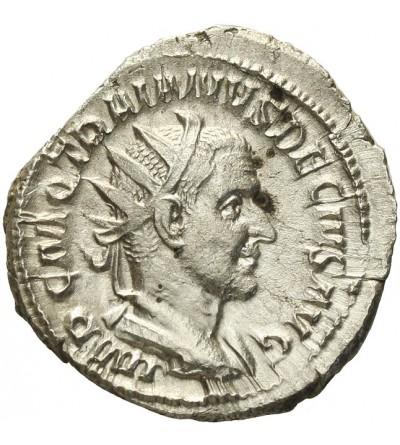 Trajan Decjusz 249-251. AR Antoninian
