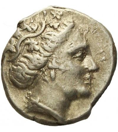 Eubea. Histiaia. AR Tetrobol 196-146 p.n.e.