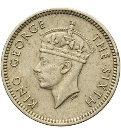 Rodezja Południowa 3 pensy 1952