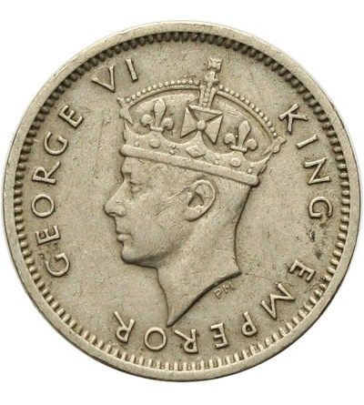 Rodezja Południowa 3 pensy 1947
