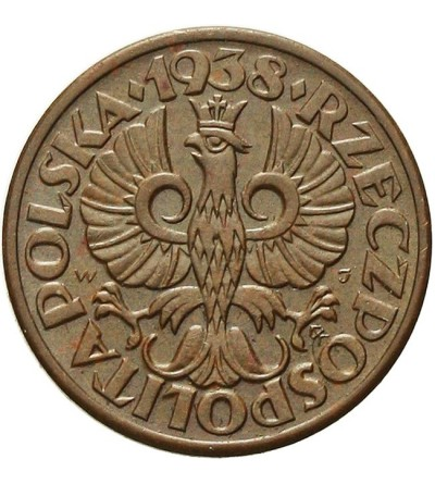 1 grosz 1938, Warszawa
