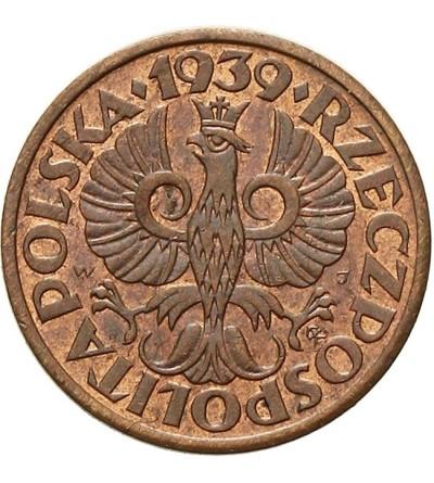 1 grosz 1939, Warszawa