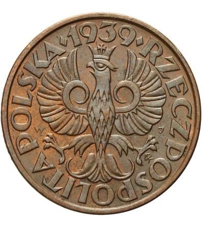 2 grosze 1939, Warszawa