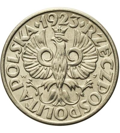 20 groszy 1923, Warszawa
