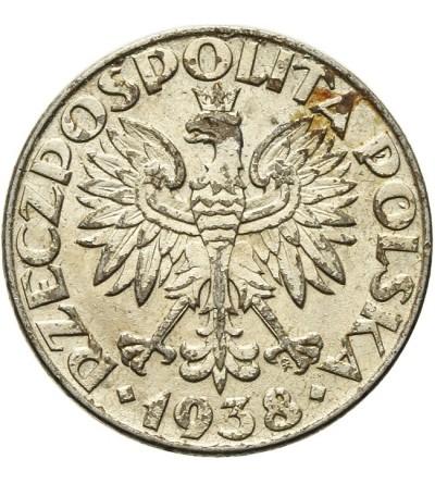 50 groszy 1938, Warszawa