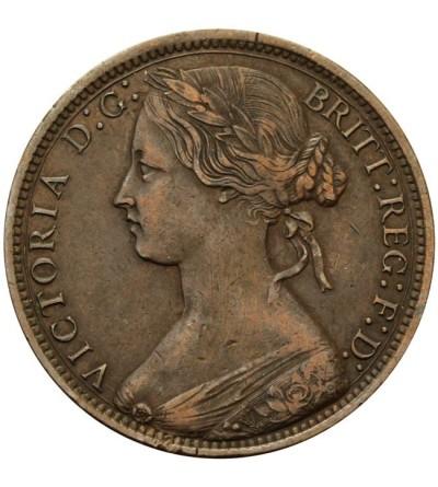 Wielka Brytania 1 pens 1873