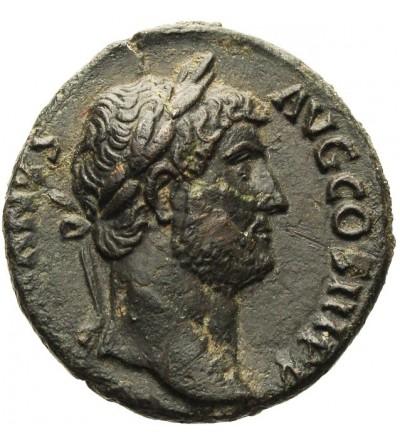 Hadrian 117-138. As, Rzym 134-238