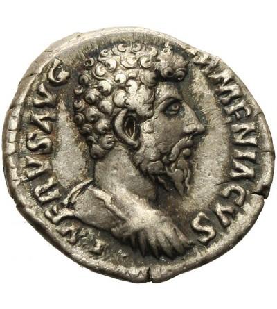 Lucjusz Werus 161-169. AR Denar.