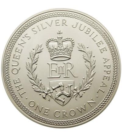 Wyspa Man 1 korona 1977
