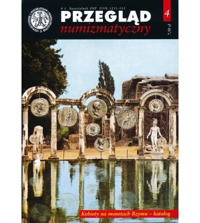 Przegląd Numizmatyczny nr. 31 - 4/2000