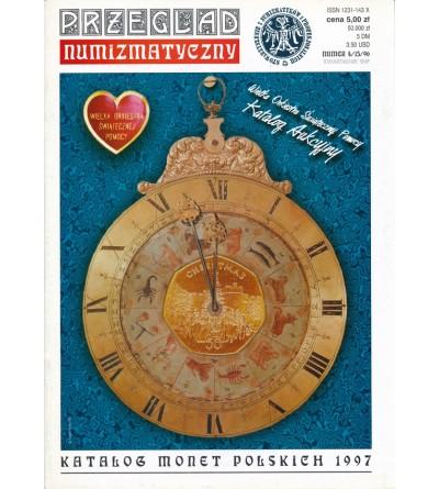 Przegląd Numizmatyczny nr. 15 - 4/1996