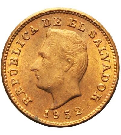 Salwador 1 centavo 1952