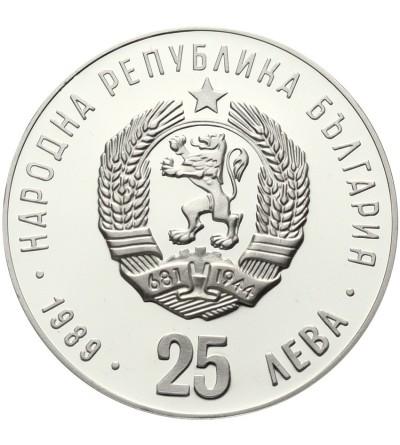 Bułgaria 25 lewa 1989, Igrzyska w Albertville