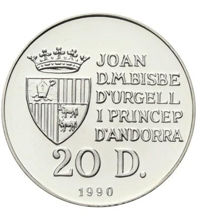 Andora 20 diners 1990, Igrzyska w Barcelonie