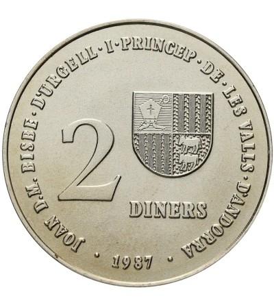 Andora 2 diners 1988, Zimowe i Letnie Igrzyska 1992