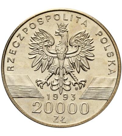 20000 złotych 1993, Lillehammer 1994