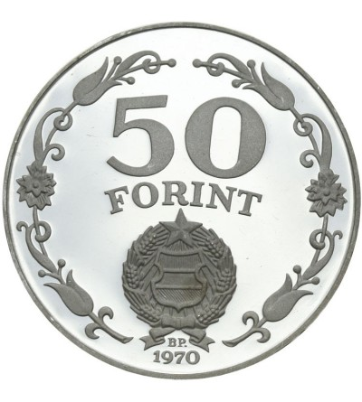 Węgry 50 forint 1970