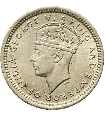 Malaje Brytyjskie 5 centów 1945