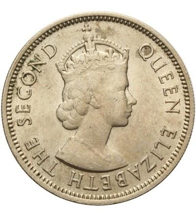 Malaje i Brytyjskie Borneo 20 centów 1954
