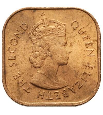 Malaje i Brytyjskie Borneo 1 cent 1961
