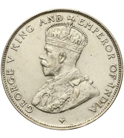 Malaje - Straits Settlements 50 centów 1921
