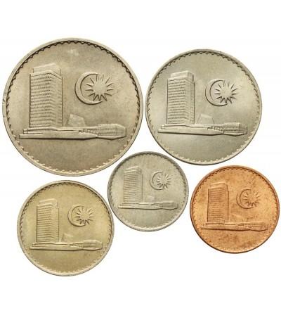 Malezja 1, 5, 10, 20, 50 sen 1967