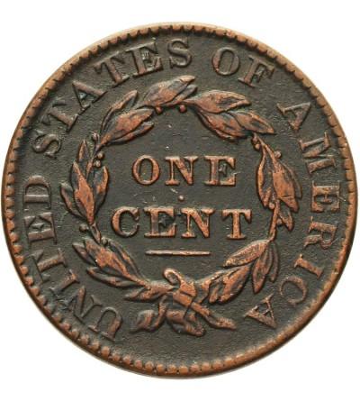USA 1 cent 1838