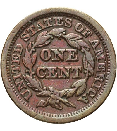 USA 1 cent 1849