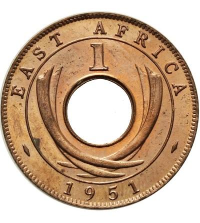 Afryka Wschodnia 1 cent 1951 KN
