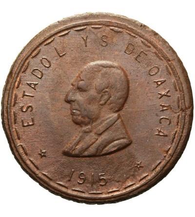 Mexico - Oaxaca 20 Centavos 1915