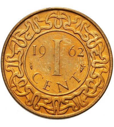 Suriname 1 cent 1962