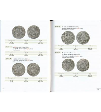 Katalog Półgroszy Zygmunta II Augusta 1545-1566