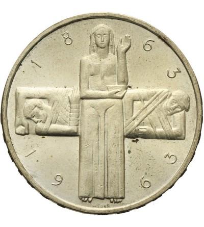 Szwajcaria 5 franków 1963