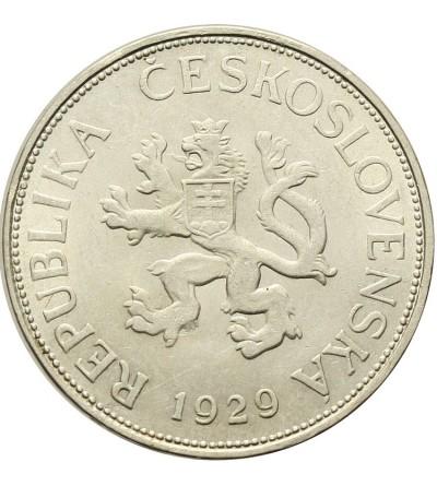 Czechoslovakia 5 Korun 1929