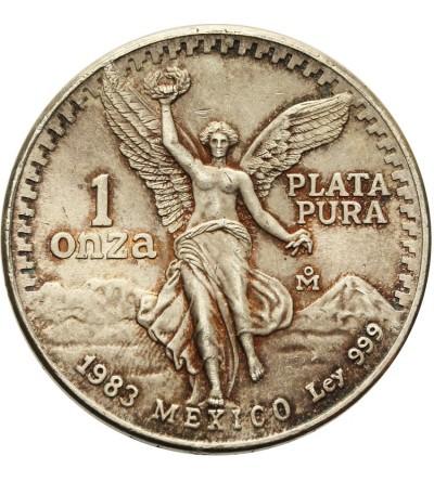 Mexico 1 Onza 1983 Mo