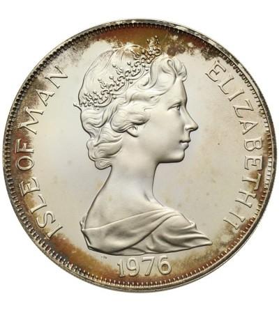 Wyspa Man 1 korona 1976