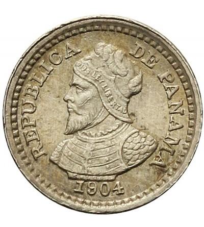 Panama 2 1/2 centesimos 1904
