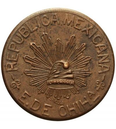 Mexico Chihuahua 5 Centavos 1915